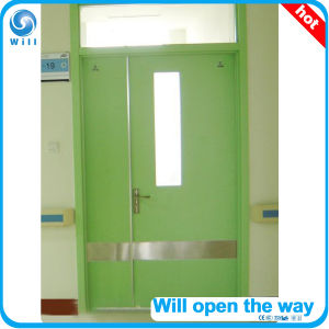 Z Type Manul Swing Hermetic Door pictures & photos