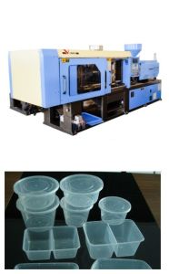 High Speed Plastic Injection Molding Machine for Thin Wall Products pictures & photos