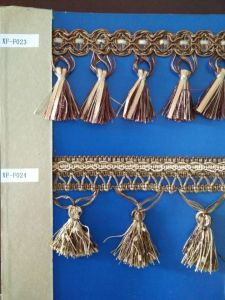 Fashion Tassel for Curtain Decoration pictures & photos