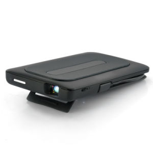 Mini DLP LED Projector for Mobile Phone - Built-in 1850mAh Power Bank