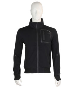 Fashionable Design 100% Polyester Mens Sports Jacket pictures & photos