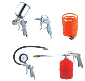 5 PCS Spray Gun Kit W-2000A2-Ga
