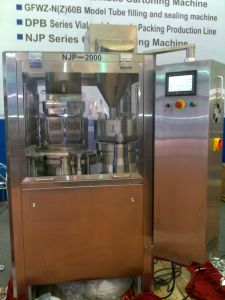 Automatic Capsule Filling Machine (NJP-400) pictures & photos