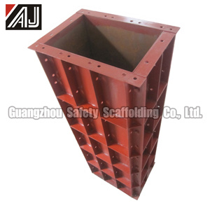 Mozambique Steel Concrete Formwork Plate for Floor Slab (SF2400) pictures & photos