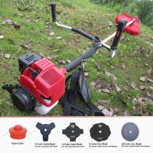 Gx31 Straight Shaft Brush Cutter Grass Shear with Rolling Handle pictures & photos