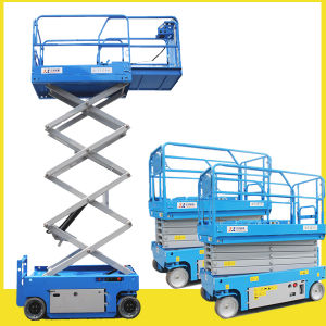 Large Production Mini Scissor Lift Table for Hot Selling in Turkey pictures & photos