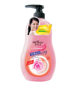 Rose Moisturizing Shower Gel pictures & photos