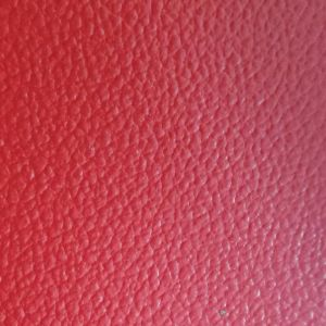 SGS International Gold Certification Z015 Car Leather Artificial Leather PVC Leather pictures & photos
