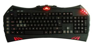 Illuminated High End Gaming Keyboard (KBB-004B) pictures & photos
