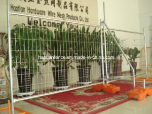 Australia Standard Welded Temporary Fencing pictures & photos