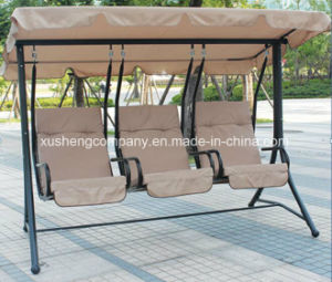3 Seater Hanging Swing Chair pictures & photos