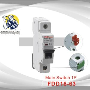 Main Switch (FDD16-63) Isolator