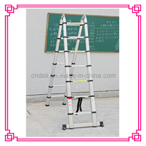 Double Aluminum Multi-Purpose Scaffold Ladder with En131 pictures & photos
