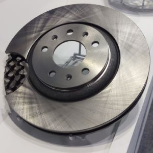Factory Supplied Geomet Brake Rotors pictures & photos