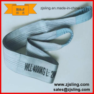 3t Flat Polyester Webbing Sling 3t X2m (can be customized) pictures & photos
