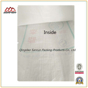 25kg Plastic PP Woven Bag for Flour Packing pictures & photos
