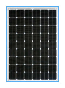 190/200/210W Solar Panel Cell/ Solar Panel Module Cell Applicable for on-Grid Utility Systems/on-Grid Commercial Systems