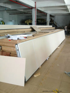 Mobile Partition Walls for Lounge/Meeting Room/Conference Hall/Hotel/Bank pictures & photos