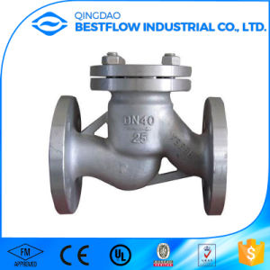 DIN3202 Cast Steel Swing Check Valve pictures & photos
