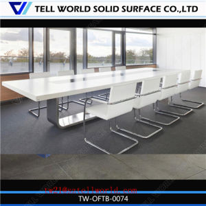 Modern Executive Table 12 Seats Meeting Table Office Furniture Conference Room Desk Chairs Office Table pictures & photos