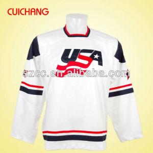 Wholesaleice Hockey Wear, Team Hockey Wear Ice Hockey Jersey, , Bqf-009 pictures & photos