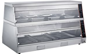 Warming Display Showcase Bain Marie pictures & photos