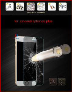 0.3mm/2.5D Glass Screen Protector for iPhone6s pictures & photos