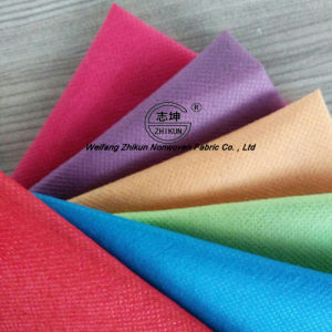 Dyed PP Spunbond Nonwoven Fabric for Handbags