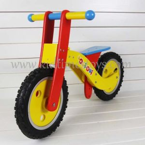 Wooden Toys - Wooden Bike (TS9529) pictures & photos
