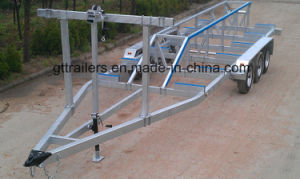 Hot DIP Galvanized Cat Boat Trailer Tr2001 pictures & photos