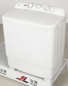 6.8kg Semi-Auto Twin Tub Washing Machine (XPB68-2001SH)