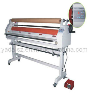 Low-Temperature Cold Laminator Yd-LC1600 pictures & photos