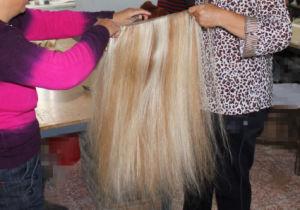 Hair Weft (MTL-HAIR-00161)