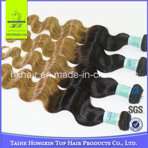 Omber Body Wave Brazilian Two Tone 100% Human Ombre Hair (HX-BR-OM01)