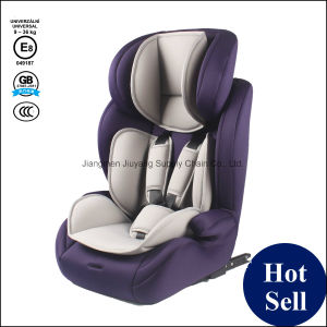 Free Baby Car Safety Seat for 4-12 Years Child with ECE 049187 Certification pictures & photos