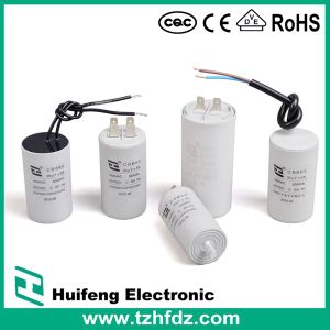 Cbb60 Motor Run Capacitors with CE RoHS pictures & photos