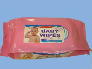Alcohol Free Soft Non-Woven Baby Wet Wipes pictures & photos