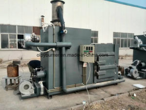 Incinerator for Waste Treatment Plant with Ce Certificate pictures & photos