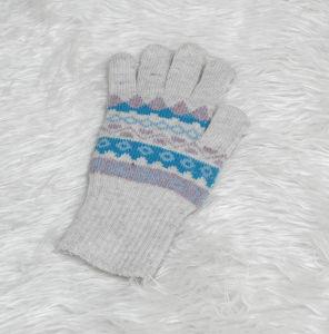 Winter Warm Lady Fashion Jacquard Acrylic Glove pictures & photos
