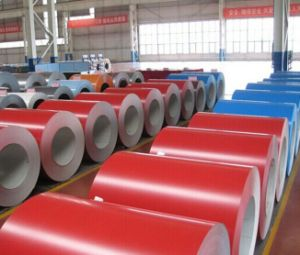 Printed PPGI Prepainted Steel Coil Cold Rolled pictures & photos