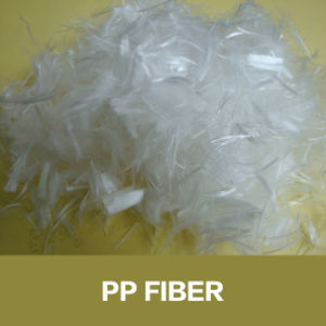 Crack Resistance Mortar Additive PP Fibra Construction Chemicals pictures & photos