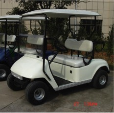 2 Seats Golf Car with Ce Certificate pictures & photos