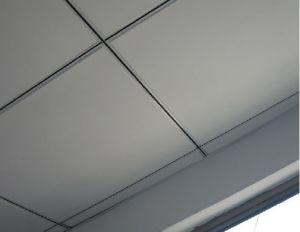 Ceiling Tee Grid Black Line Groove pictures & photos