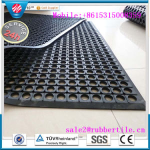 china antibacterial anti-slip hotel rubber floor mats, kitchen