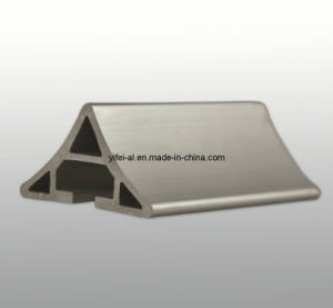 Aluminum Alloy 6063 Extrusion Anodized Medical Machinery Profile pictures & photos