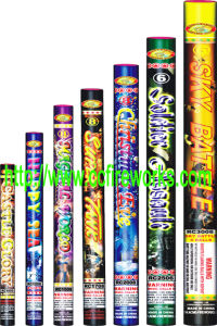 """1-3"""" Roman Candle (RC1005-RC3006) Fireworks pictures & photos"""