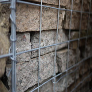 Welded Gabion Stone Cage, Stone Cage Gabion Supplier pictures & photos
