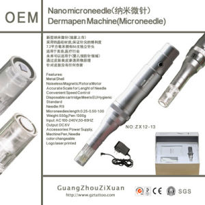 Nano Skin Needling System Machine (ZX12-13) pictures & photos