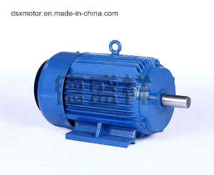 4kw Textile High Efficiency Three Phase Asynchronous Motor Electric Motor AC Motor pictures & photos