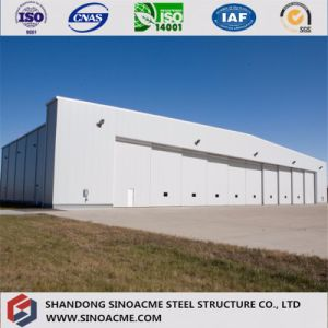 Prefabricated Steel Structure Hanger Building for Aircraft pictures & photos